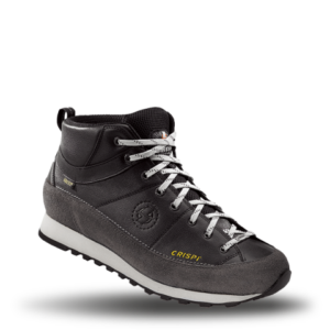 Crispi Aspen Coal Gore Tex Black Grey