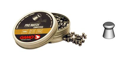 Gamo Pro Match 4,5/177 gr 0,49 - 500pz