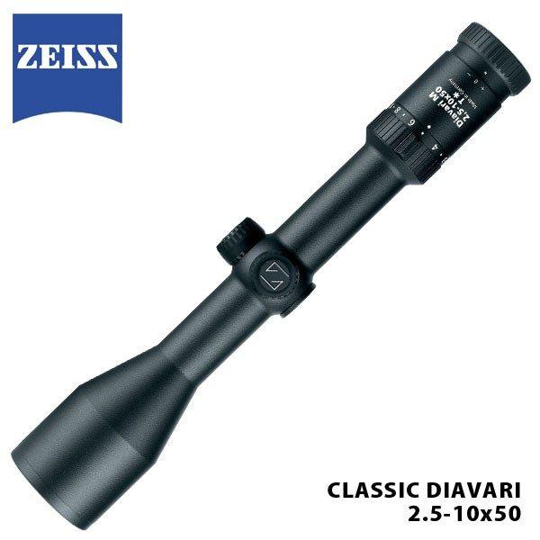 Zeiss Classic Diavari 2.5–10x50