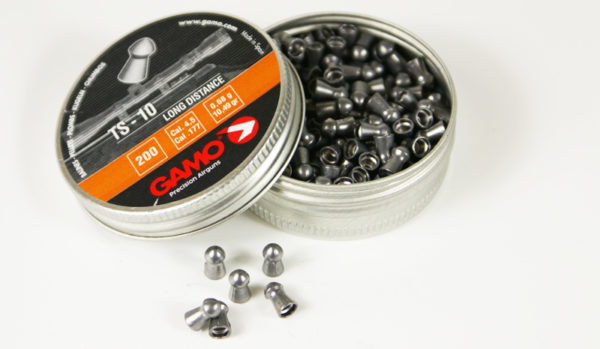 Gamo TS-10 Long Distance 4,5/177  gr 0,68 - 125pz