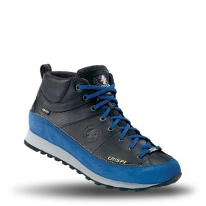Crispi Aspen Coal Gore Tex Black Blue Limoges