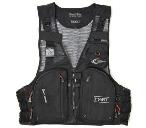 Hart Gilet Pesca Spinning Pro