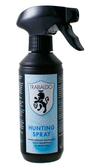 Trabaldo Hunting Spray Idrorepellente Antiodore