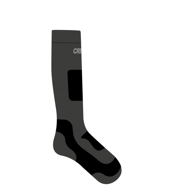 Crispi calza Tactical Black