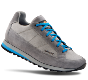 Crispi Addict Low Canvas Grey Blue