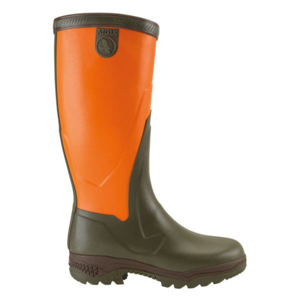 Aigle Stivale Parcour Enduro Orange