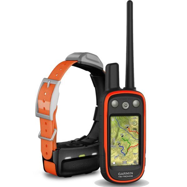 Garmin Atemos 100 Kit Palmare + Collare KT15 addestramento